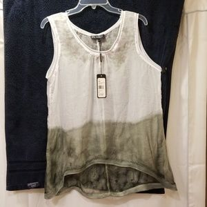 Picadilly sleevless blouse Size M new